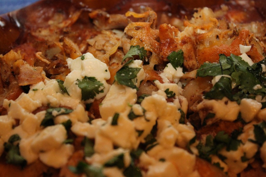 Spicy Tamale Pie